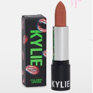 "Kylie Cosmetics Creme Lipstick ""Creep It Real""."